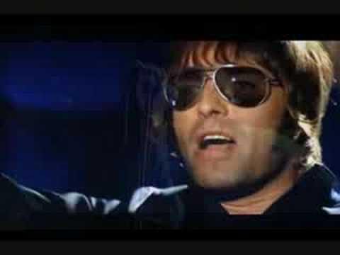 Tekst piosenki Oasis - She's Electric po polsku