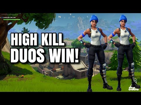 HIGH KILL DUOS WIN! Ft. Jack Mather (re Edited)