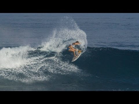 BETHANY HAMILTON | HOW DOES SHE DO IT