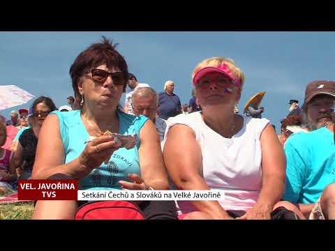 TVS: Deník TVS 30. 7. 2018
