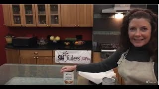 gfJules Shows How to Make Gluten Free Artisan Bread