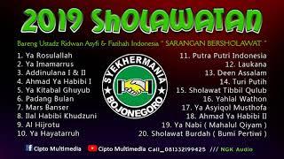 Video TERBARU 2019 FULL SHOLAWAT FATIHAH INDONESIA USTADZ RIDWAN ASYFI MP3, 3GP, MP4, WEBM, AVI, FLV Mei 2019