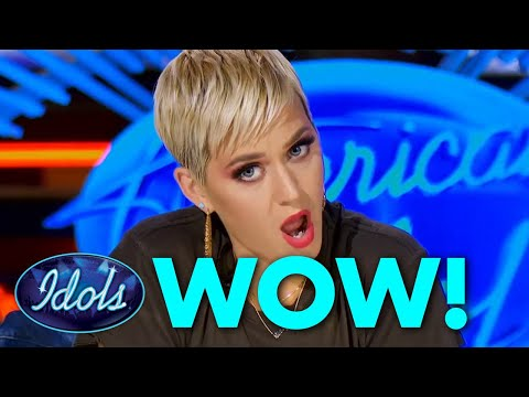 KATY PERRY Left Speechless By These Original Song Auditions On American Idol 2019 | Idols Global
