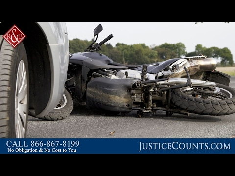 Involved in a Motorcycle Accident in North Carolina?