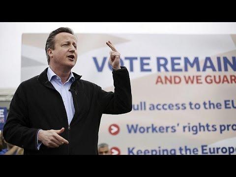 Brexit: Η εκστρατεία υπέρ της παραμονής