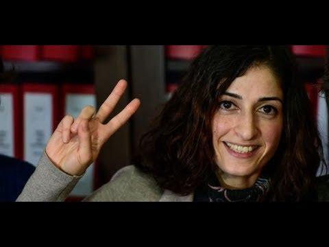 Türkei: Die Deutsche Journalistin Mesale Tolu darf di ...