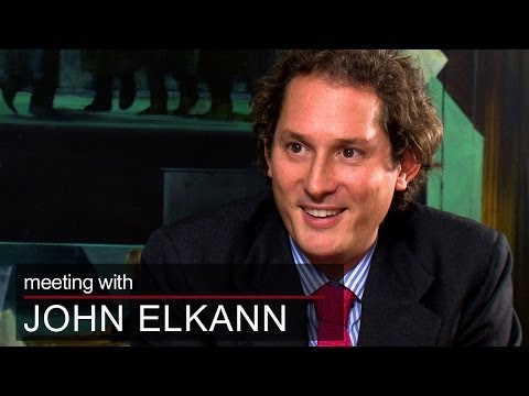 Meeting with John Elkann