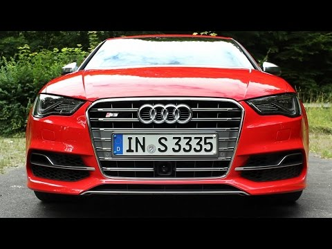 ' 2014 / 2015 Audi S3 Sedan (8V) ' Test Drive & Review – TheGetawayer