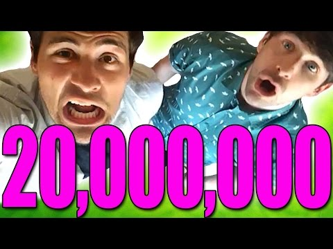 20 MILLION SUBSCRIBERS!
