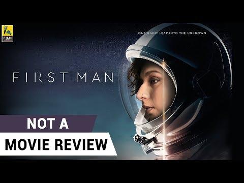 First Man | Not A Movie Review | Sucharita Tyagi | Film Companion