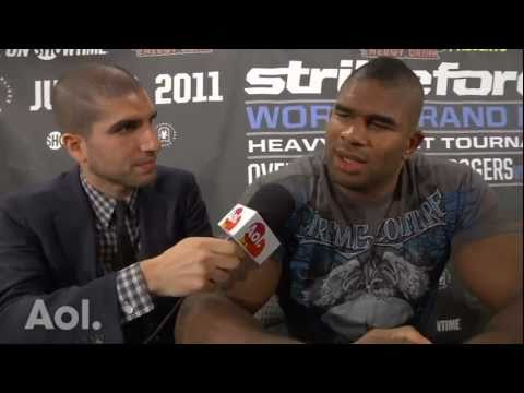 Alistair Overeem Post fight vs Werdum Apologizes for Boring Fight