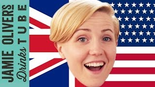 Beer United Kingdom  city photos gallery : UK vs USA Beer Challenge with Hannah Hart: Round 1