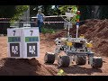 Mobile robot for the European Rover Challenge 2018