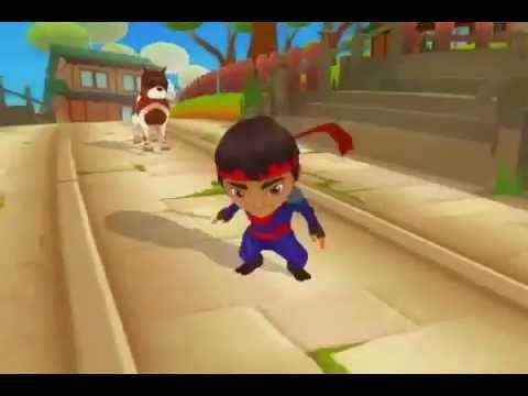 Video of Ninja Kid Run Free - Fun Games