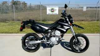8. 2009 Kawasaki KLX250SF Supermoto Bike