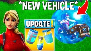 *NEW* FORTNITE UPDATE!