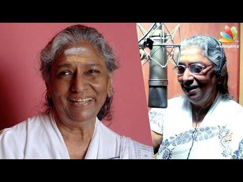 Singer-Janaki-announces-retirement-from-music-Latest-Tamil-Cinema-Hits