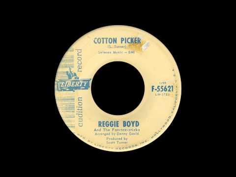 Reggie Boyd & The Fan-taz-sticks - Cotton Picker
