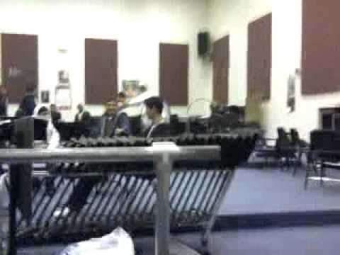 The Weirdos in The Band Hall