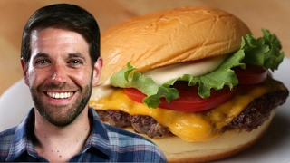 The ShackBurger As Made By Mark Rosati by Tasty