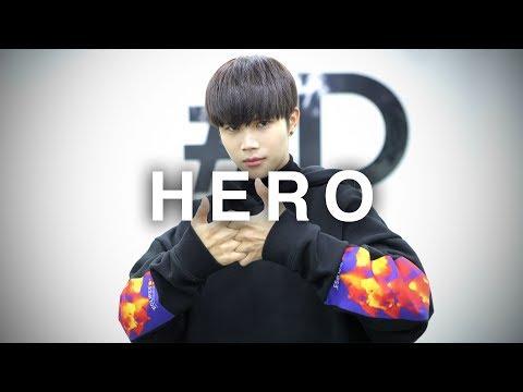Video [ kpop ] MONSTA X (몬스타엑스) - HERO(Broadcasting Ver.) (히어로) Dance Cover (#DPOP Mirror Mode) download in MP3, 3GP, MP4, WEBM, AVI, FLV January 2017