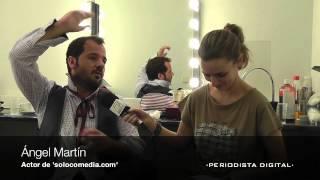 Entrevista a Ángel Martín. 1 octubre 2012