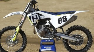 8. First Ride 2018 Husqvarna FC450 - Motocross Action Magazine