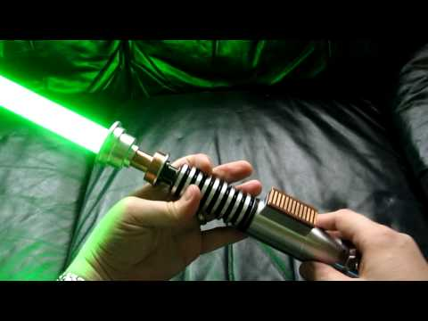 Homebrew Light Saber