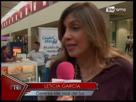 Dase realizó apertura en centros comerciales de Islas Guayaquil Emprende