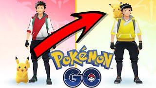Novos Easter Eggs Pokémon GO Após Atualização 0.37.0 & 1.7.0 (Pikachu no Ombro) by Pokémon GO Gameplay