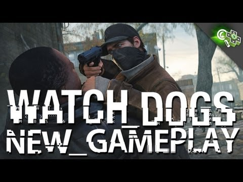 gameplay - Adam Sessler just got a chance to see a brand new WATCH DOGS demo at Ubisoft, and was able to chat with the game's senior producer all about it. Learn about ...
