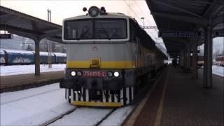 Video Vlaky v stanici Banská Bystrica - 9.2.2013 MP3, 3GP, MP4, WEBM, AVI, FLV November 2017