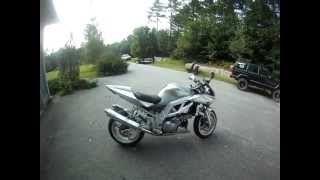 9. 2003 Suzuki sv1000s