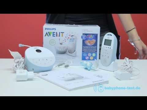 Philips Avent SCD 580 Video Testbericht