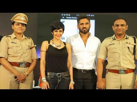 Suniel Shetty And Mandira Bedi Team Up For Mumbai