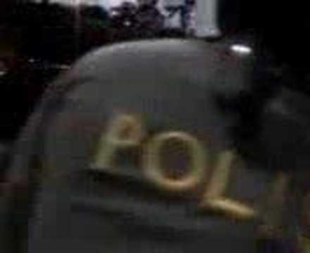 maling sakti ditembak polisi