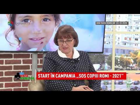 Din viata romilor - 10 octombrie 2020