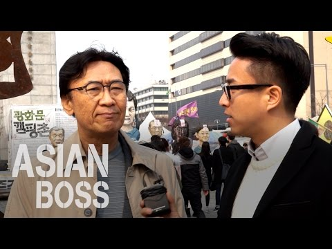 What South Koreans Think of President Park's Impeachment | ASIAN BOSS