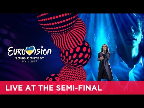 Isaiah - Don't Come Easy (Australia) LIVE at the first Semi-Final