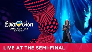 Isaiah represented Australia at the first Semi-Final of the 2017 Eurovision Song Contest in Kyiv with the song Don't Come Easy.