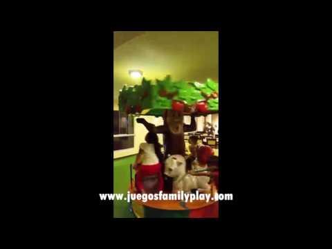 Juegos Para Niños Carrusel de Animalitos - Juegos Family Play
