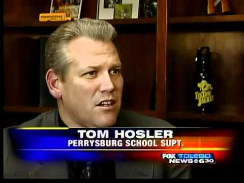 Surprising school security protocols in Perrysburg