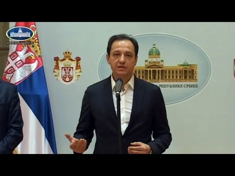 Горан Ћирић: Подршка иницијативи за оцену уставности обавезног чланства у ПКС