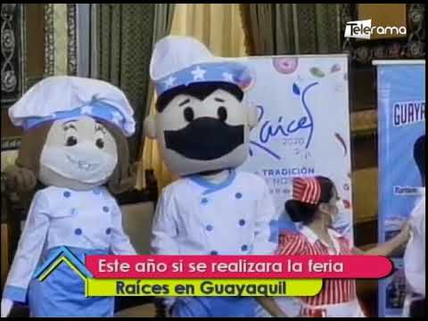 Este año si se realizará la feria Raíces en Guayaquil