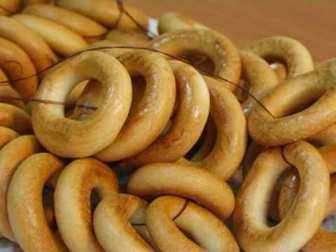Как производят вкусные и рассыпчатые сушки