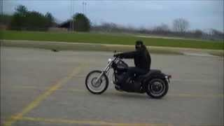 1. 2007 Harley Davidson Night Train