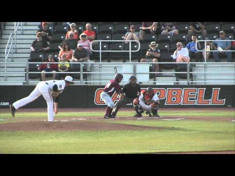 Baseball vs. NC Central - 4/8/15