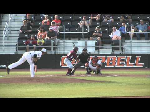 Baseball vs. NC Central - 4/8/15