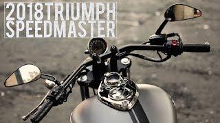4. FIRST RIDE REVIEW 2018 TRIUMPH BONNEVILLE SPEEDMASTER