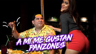 Becky G - Mayores ft  Bad Bunny Parodia ( Panzones ) JR INN ft Karly Fornos